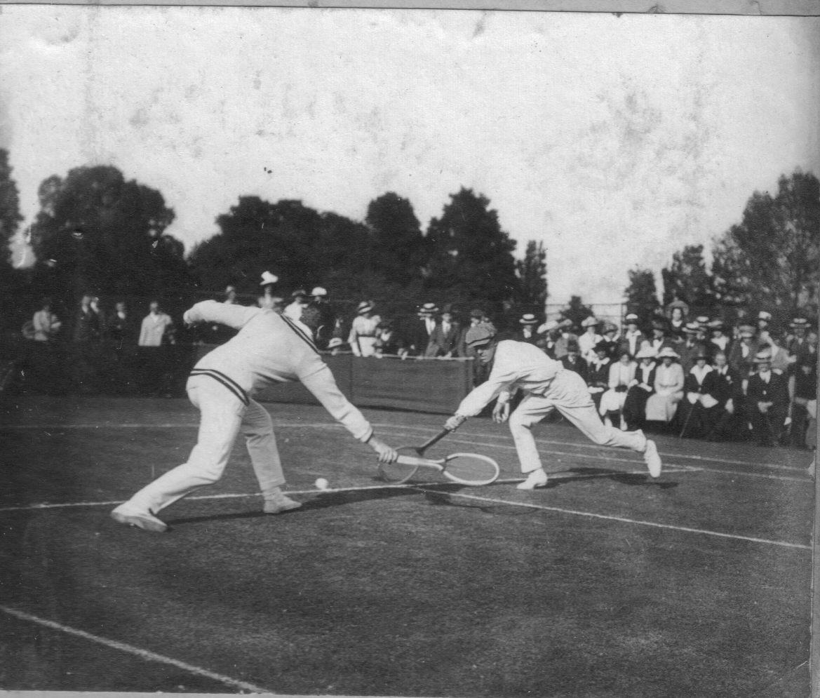 The International Tournament 1886 1996
