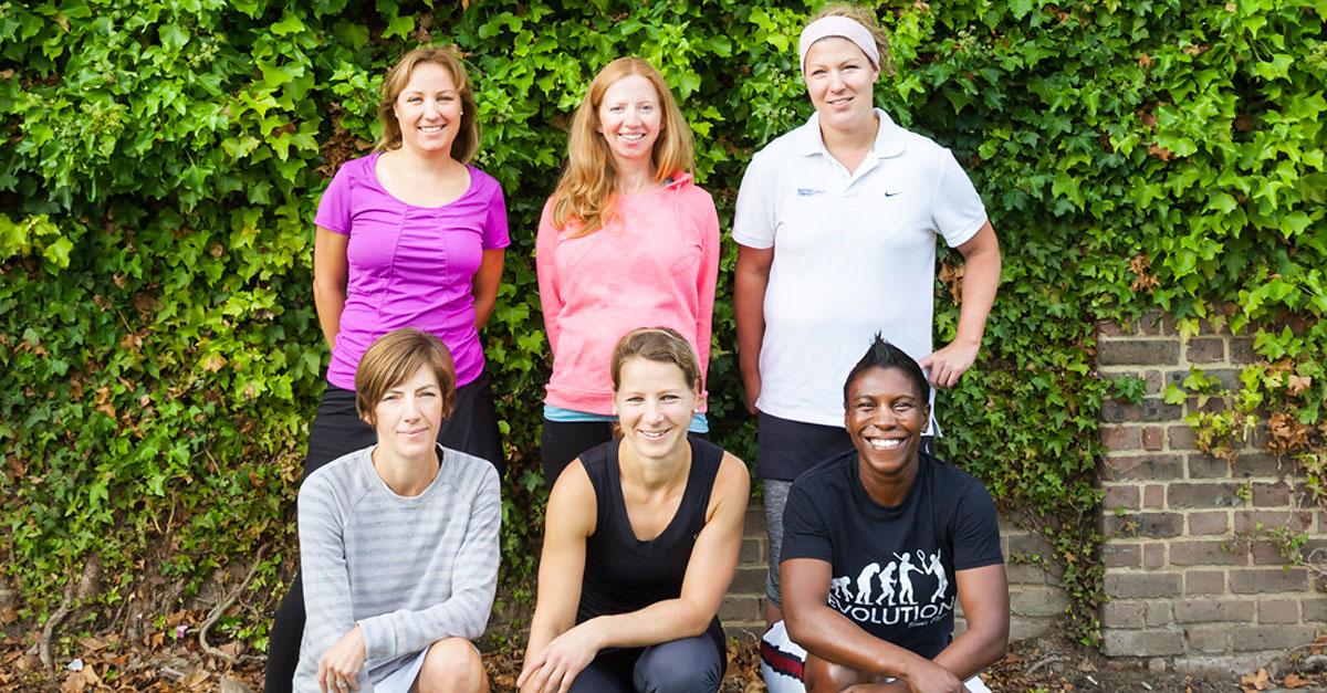 Ladies-Fourth-Team-Social