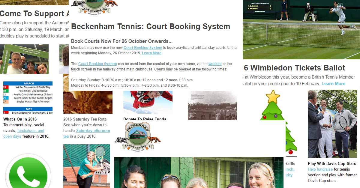 Beckenham-LTC-Newsletters-Social