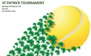 St patricks tournament